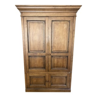 Ethan Allen New Country Armoire For Sale