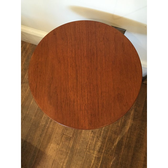 Knoll Saarinen for Knoll Tulip Table For Sale - Image 4 of 8