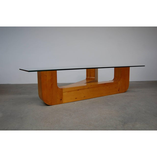 Sculptural Coffee Table by Jennie Lea Knight For Sale - Image 10 of 10
