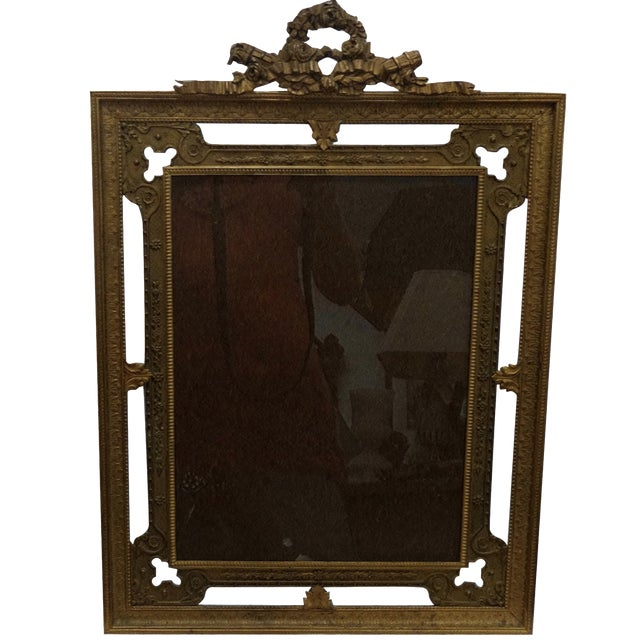 1920s French Photo Frame - Image 1 of 3