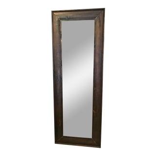 Full Length Wood Mirror For Sale