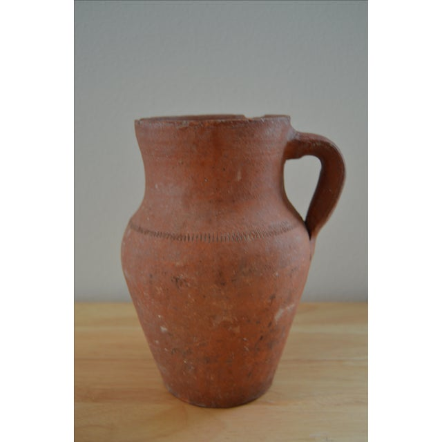 Antique Greek Pottery Vessel - Image 4 of 4