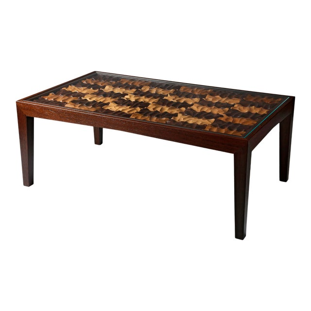 Contemporary Coffee Table From Pitsilkas For Sale