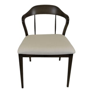 Contemporary Design Wooden Dining Chair, Made in Italy For Sale