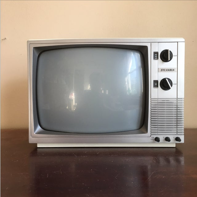 1985 Sylvania Television - Image 3 of 11