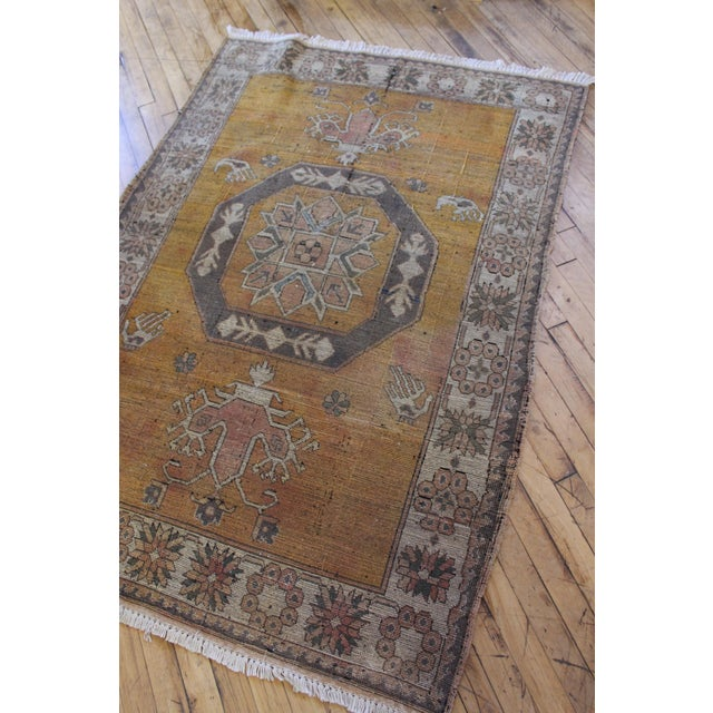 Turkish Hand Knotted Family Rug - 3′10″ × 5′9″ - Image 7 of 7