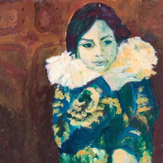 Young Boy, 3/4 oil.   Modern portraits, Portrait painting