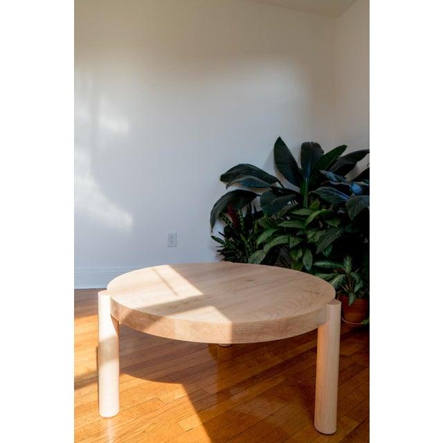 Trey Jones Studio Trey Jones Studio Grant Coffee Table For Sale - Image 4 of 7