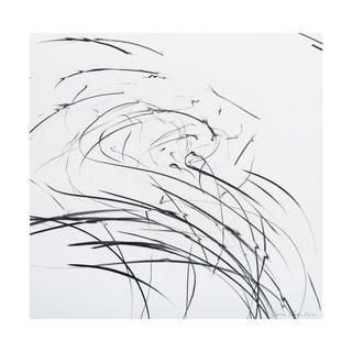 """Jaanika Peerna """"Storm Series (Ref 845)"""", Drawing For Sale"""