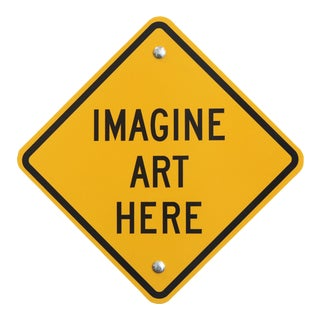 """""""Imagine Art Here VII"""" Contemporary Street Art Inspired Mixed-Media Wall Sculpture by Scott Froschauer For Sale"""