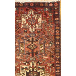 "1920's Antique Persian Karajeh Rug - 2'4""x10'1"" Preview"