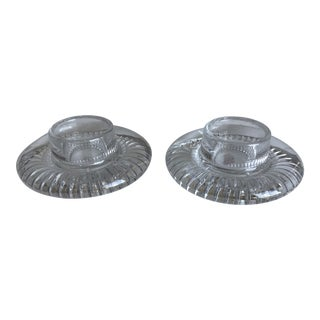 Dansk Candle Holders - A Pair For Sale