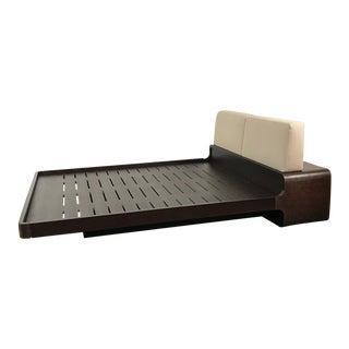Modern Emmemobili 'Coiba' Queen Bed by Ballabio-Elli For Sale