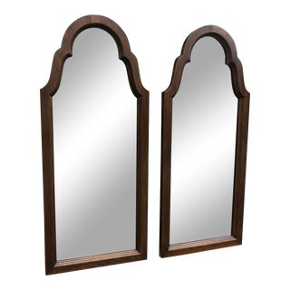 1970s Vintage Pennsylvania House Cherry Mirrors - a Pair For Sale
