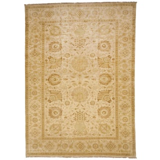 Hand-Knotted Palatial Egyptian Carpet - 12' x 17' For Sale