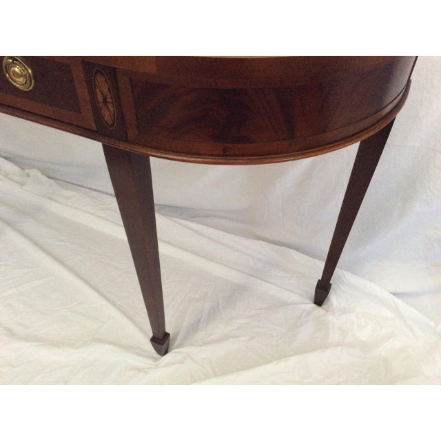 Hekman Copley Square Sofa Table - Image 6 of 9