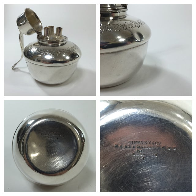 Tiffany & Co. Antique Sterling Silver Tea Pot - Image 10 of 11