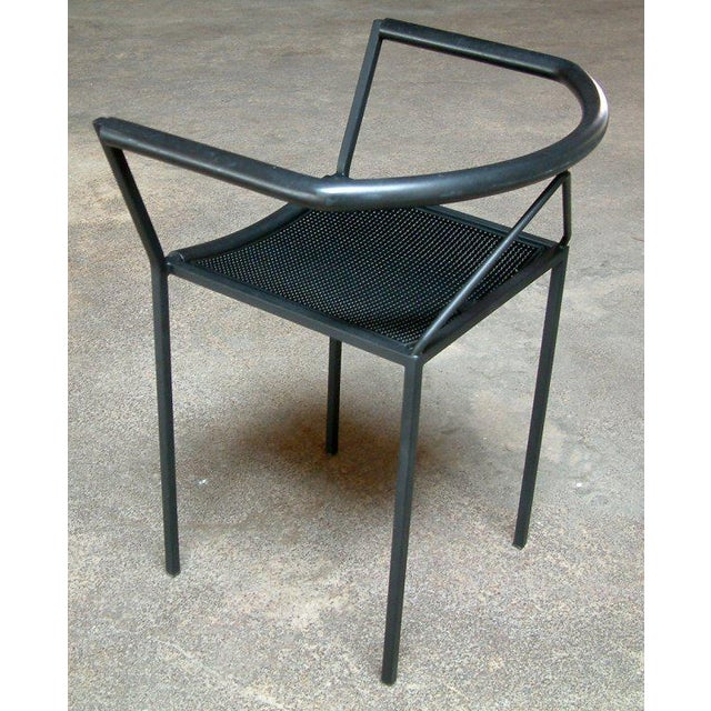 Maurizio Peregalli Zeus Chairs and Stool Set - 3 Piece For Sale - Image 10 of 11