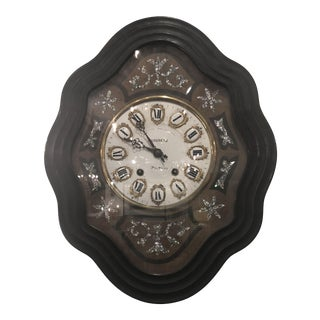 19th Century Hanging Clock