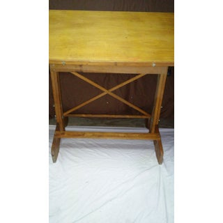 1970s Mid-Century Modern Drafting Table Preview