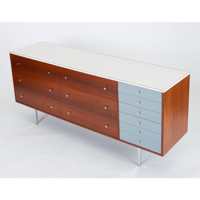 Gerald McCabe Gerald McCabe Twelve-Drawer Dresser With Laminate Top For Sale - Image 4 of 13