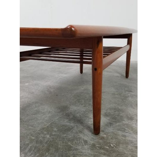 1960s Mid-Century Danish Coffee Table by Grete Jalk For Sale - Image 10 of 11