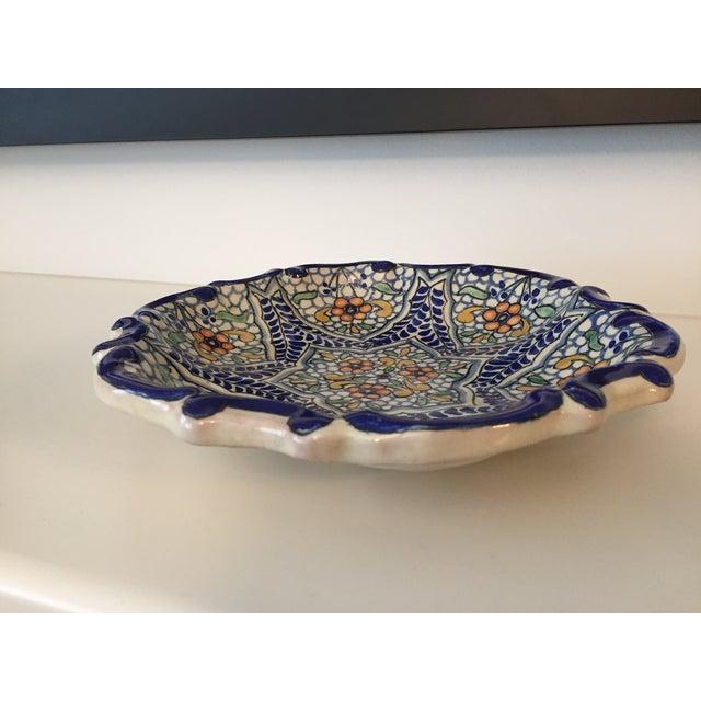 Mexican Uriarte Talavera Dish - Image 2 of 4