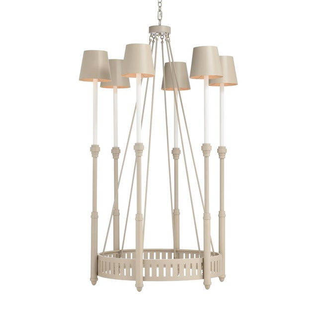 Wildwood Georgie Chandelier For Sale - Image 4 of 4