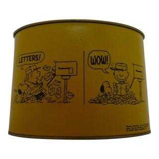 1950 Charlie Brown Desk Accessory / Letter Holder