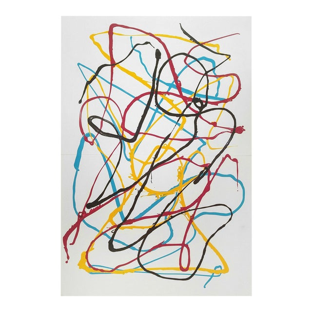 """Dana Gordon """"East River Refrain"""", Painting For Sale"""