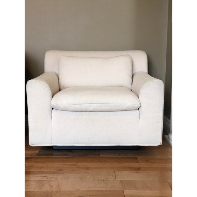 1960s Vintage Knoll Lounge Chair For Sale - Image 12 of 12