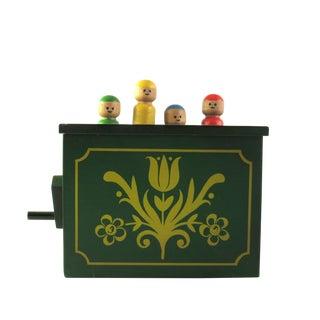 Mid 20th Century German Konrad Keller Holzspielwaren Wooden Toy