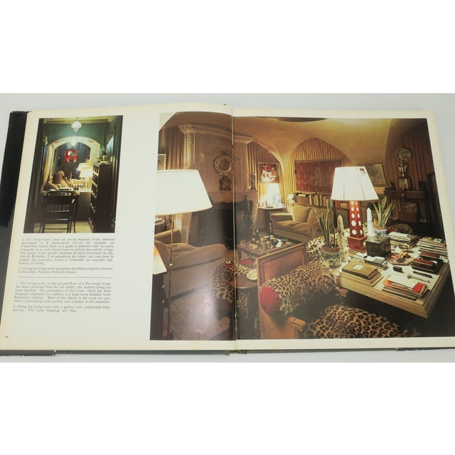 Maison Jansen Jansen Decoration French Coffee Table Book, 1971 For Sale - Image 4 of 13