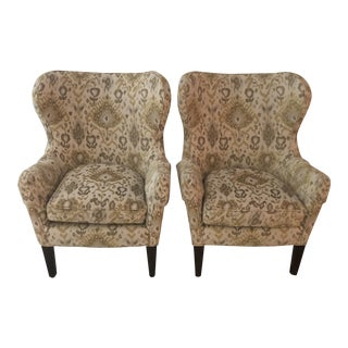 Lillian August Couture Chairs -A Pair For Sale