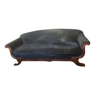 Duncan Phyfe Style Sofa For Sale