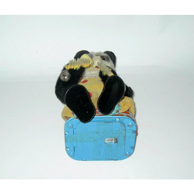 1950s Smoking Panda Toy C.1950s For Sale - Image 5 of 6