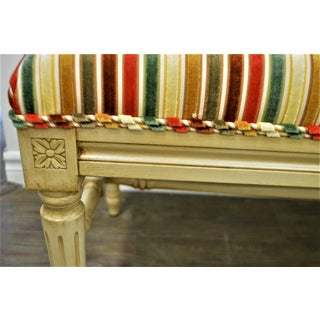Louis XVI Style Wooden Bench Preview