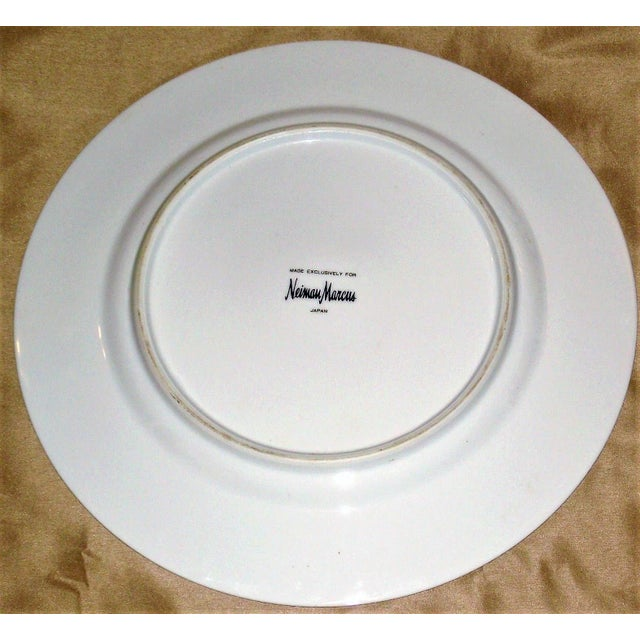 Vintage Neiman Marcus Emerald Green Malachite Serving Plate For Sale In Houston - Image 6 of 10