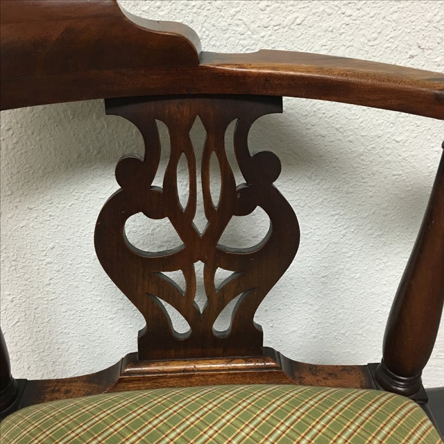 19th Century Corner Chair - Image 5 of 9