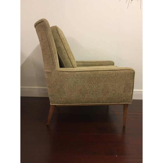 Stunning Paul McCobb lounge chair for directional. Less common model no. 312. Legs and frame are in very good condition....