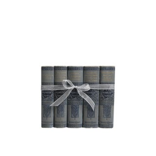 Vintage Decorative Book Gift Set: Washington Irving
