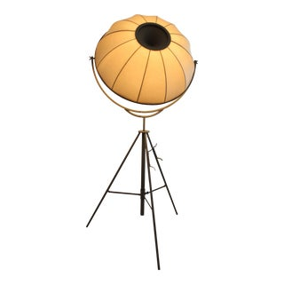 Vintage Mariano Fortuny for Pallucco Italy Floor Lamp For Sale