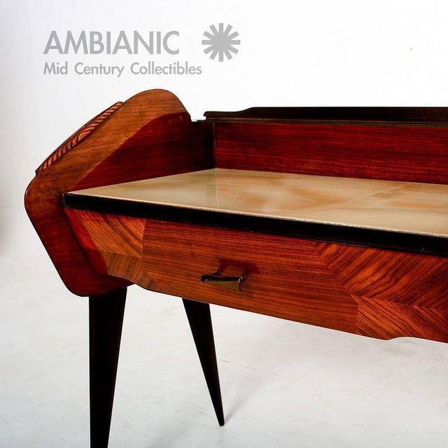 Pair of Italian Nightstands For Sale - Image 9 of 10