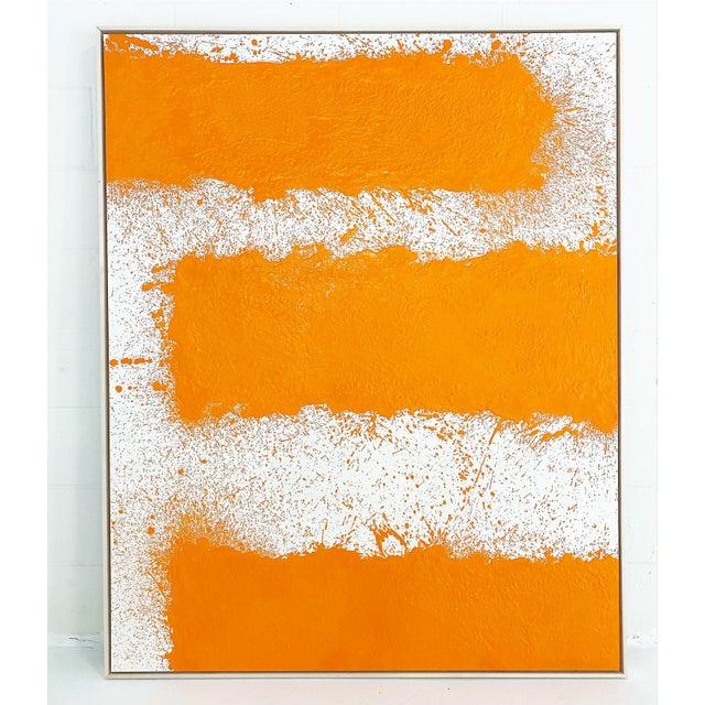 John O'Hara, Tar, T2, Encaustic Painting For Sale - Image 10 of 10
