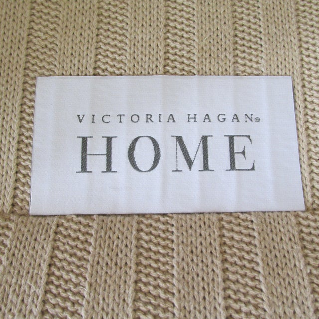 Victoria Hagen Home ''Wainscott'' Wingback Chairs- A Pair For Sale - Image 9 of 10