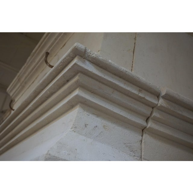 17th Century 17th Century Antique Mantel For Sale - Image 5 of 11