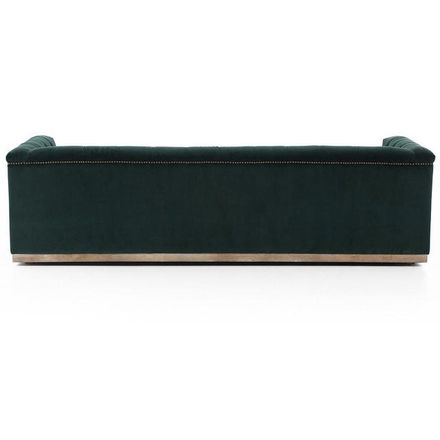 Federal Modern Erdos + Ko Home Library Sofa For Sale - Image 3 of 7