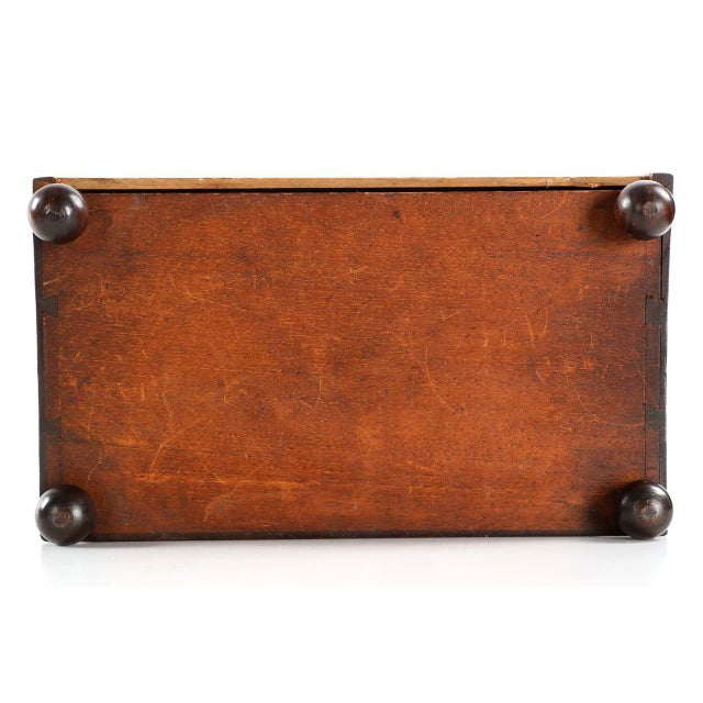 Miniature American Federal Spice Box For Sale - Image 10 of 10