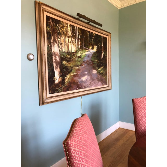 Traditional 21st Century Landscape by Famous British Painter James Hart Dyke For Sale - Image 3 of 13