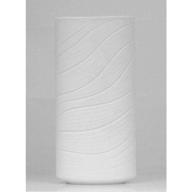 1960s 1970's Rosenthal Studio-Linie Vase For Sale - Image 5 of 5